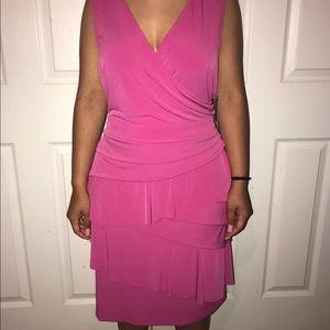 Very cute hot pink spring/summer dress